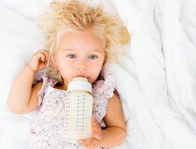 Baby Bottle Tooth Decay - Pediatric Dentist in Macon, GA
